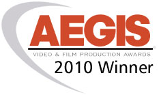 Vancouver Video Production Company - Aegis Award